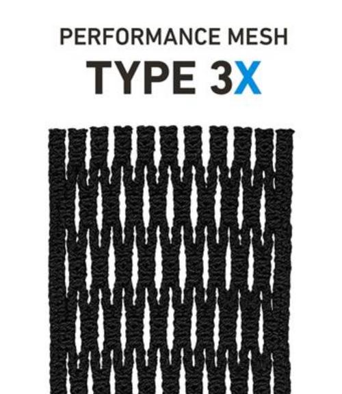 String King 10D Type 3X Mesh Black