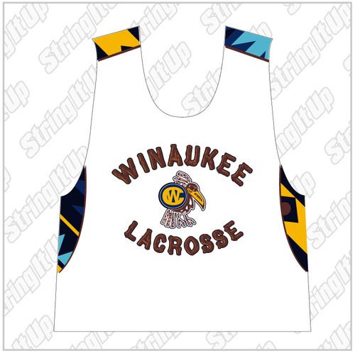 SIU Camp Winaukee Reversible Jersey