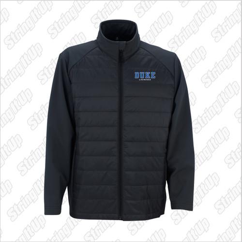 Duke Men's Vantage Apparel Hybrid Jacket
