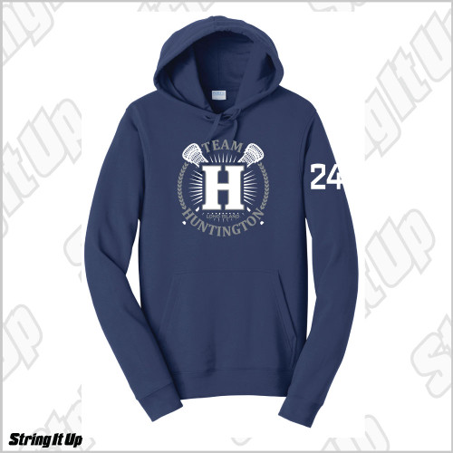 Team Huntington Port & Company Fan Favorite Hoody