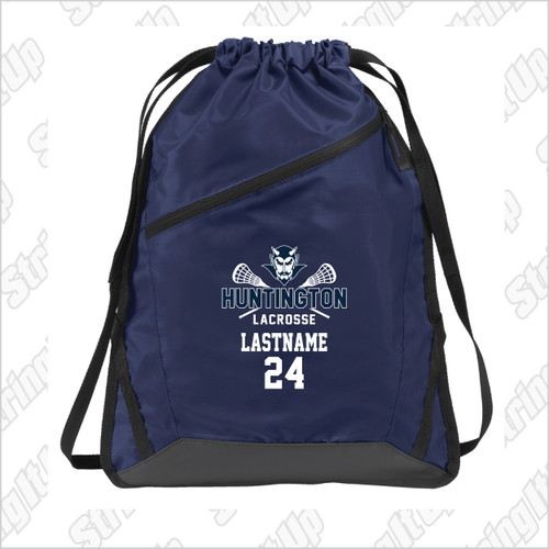 Huntington Lax Port Authority® Pocket Cinch Pack