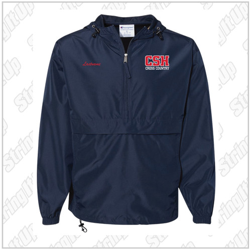 CSH Cross Country - Champion - Packable Jacket