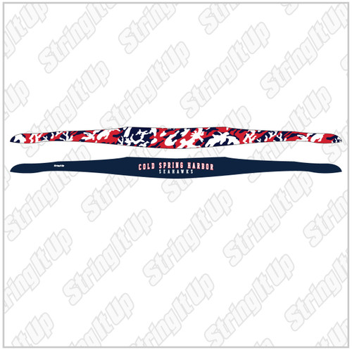 CSH Cross Country - SIU Sublimated Tie Headband