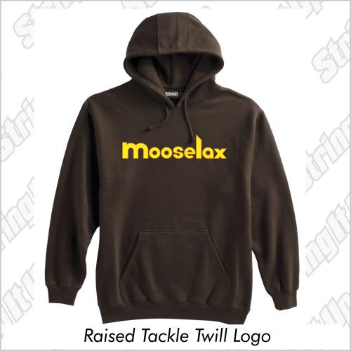 .MooseLax Adult Pennant Super-10 Hoodie