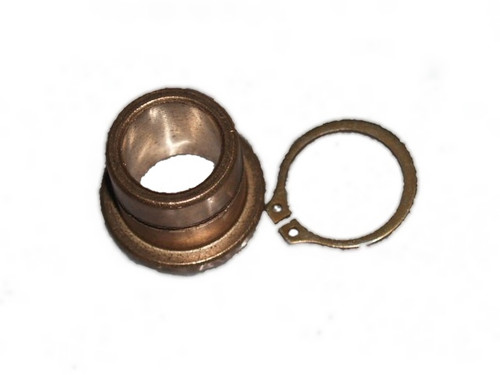Porsche 914 Side Shift Console Bushing, Bronze