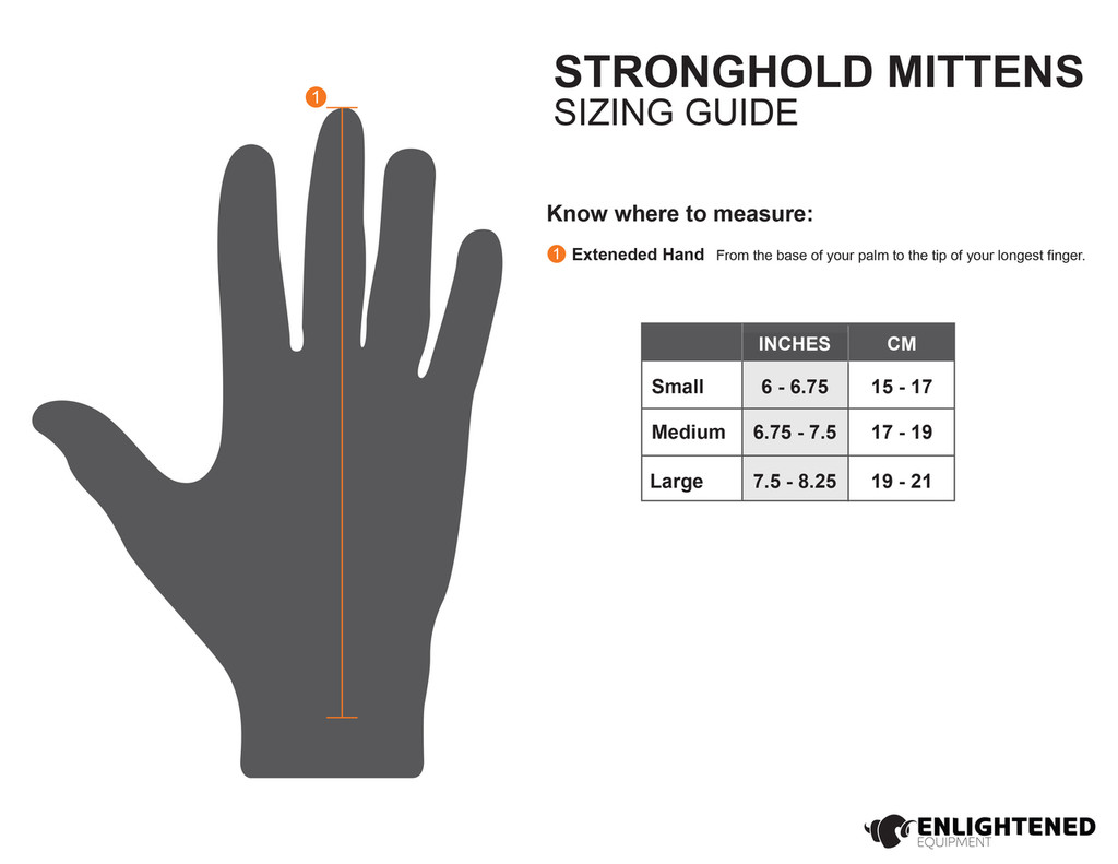 Stronghold Mittens Custom