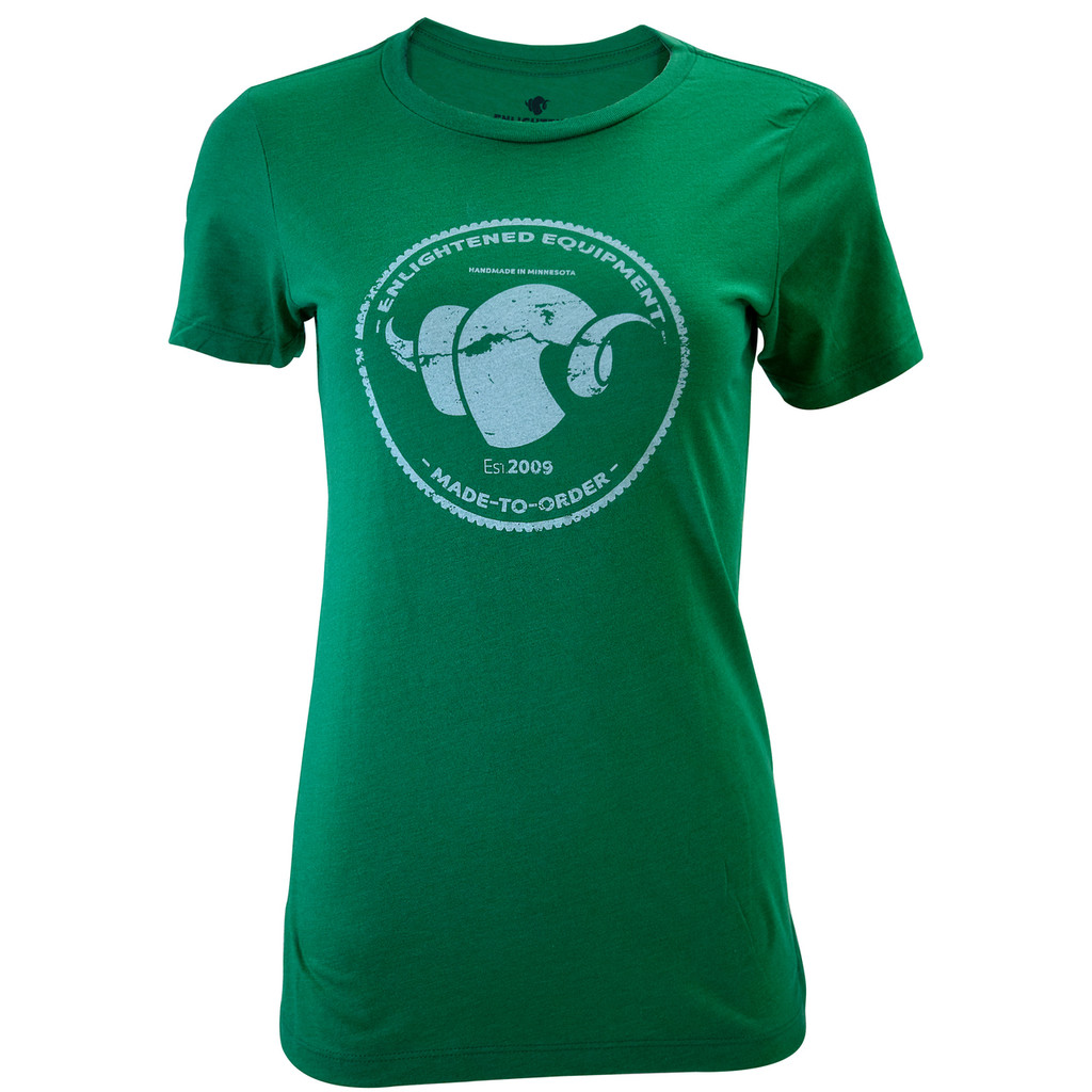 Womens Enlightened Equipment Tee