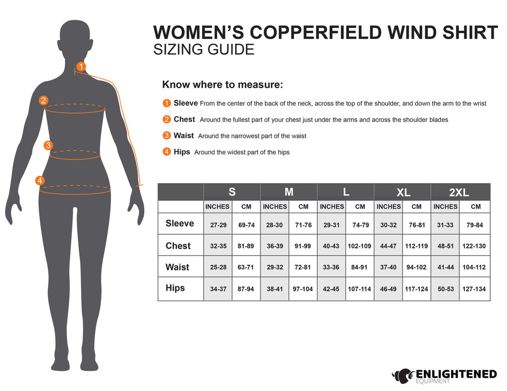 Women's Copperfield Wind Shirt Custom