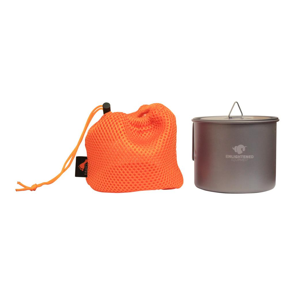 Titanium 550ML Pot