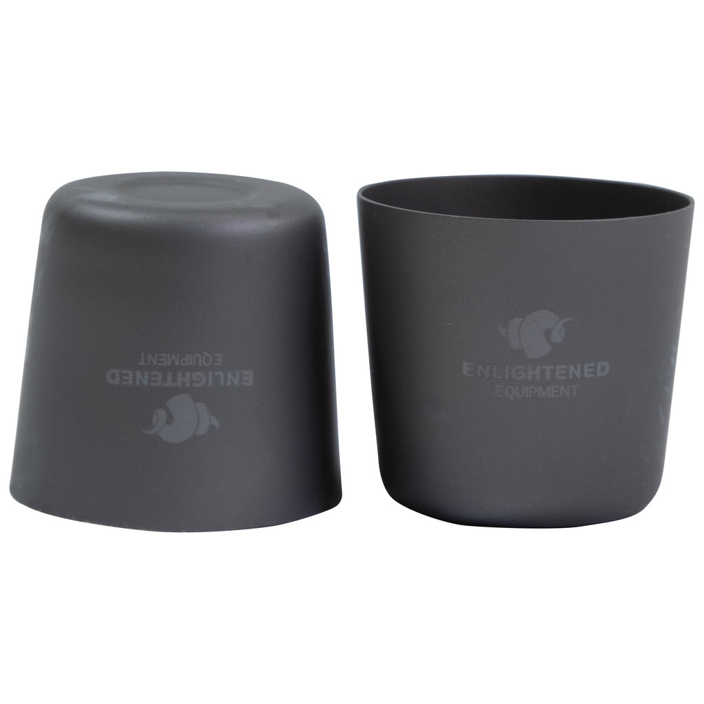 Titanium Shot Glass