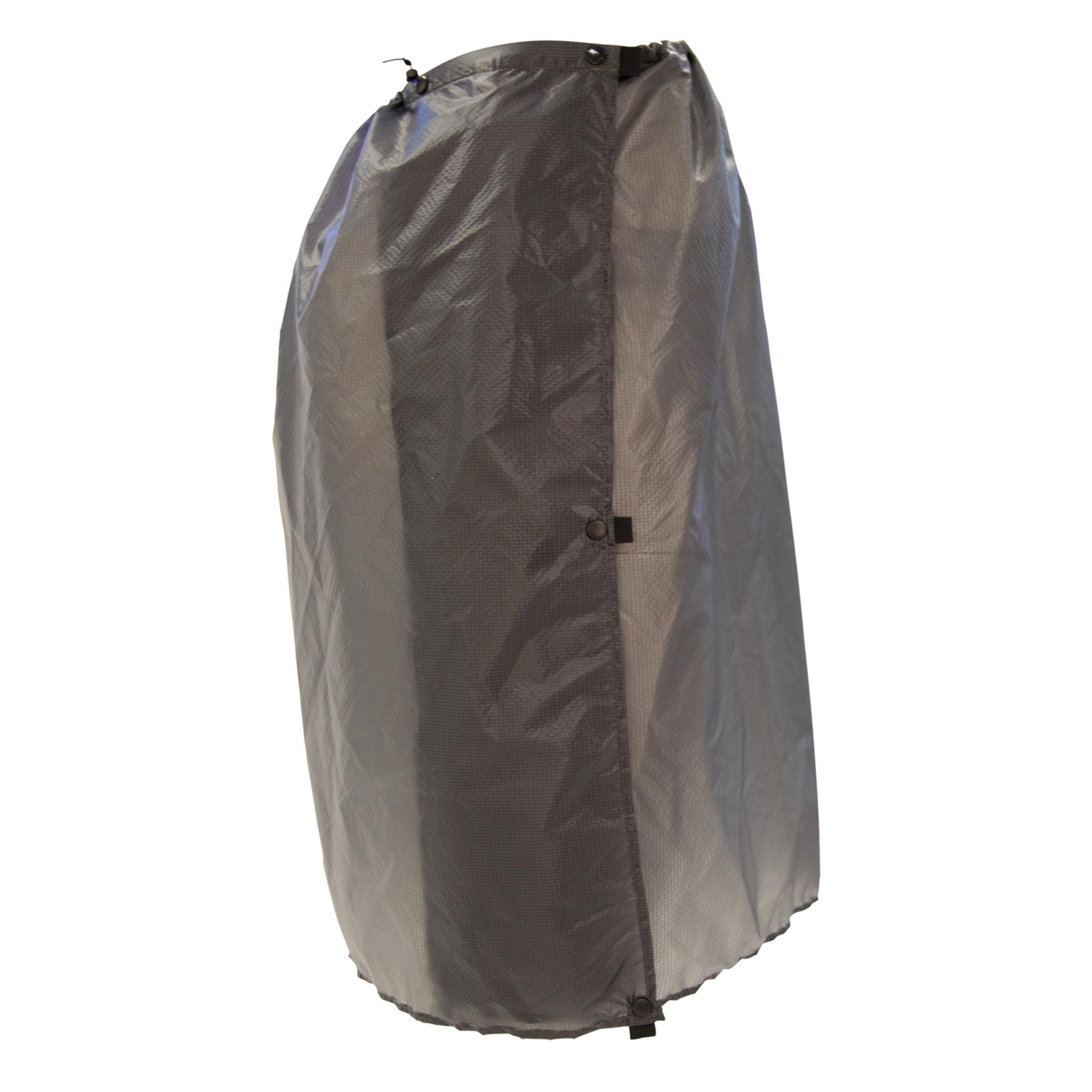 Waterproof Rain Skirt Silicone Coating Rain Cover Hiking Camping Wear Pants