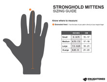 Stronghold Mittens