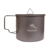 Titanium 550ML Pot