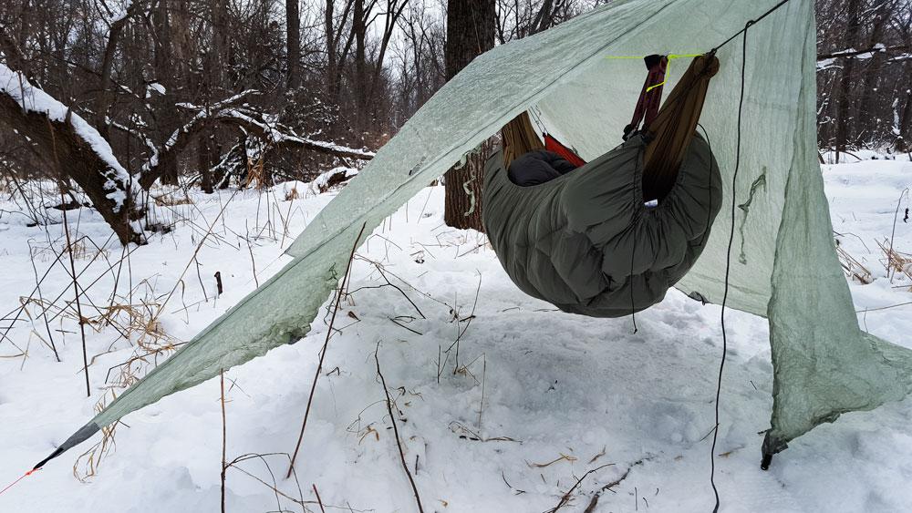 Winter Backpacking: A Beginner's Perspective - Enlightened ...