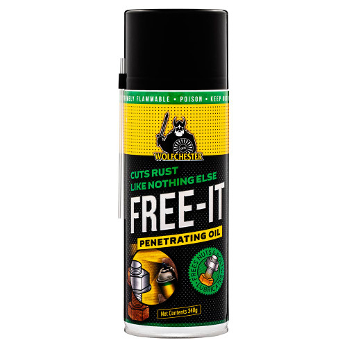 Wolfchester Free it penetrating oil Aerosol