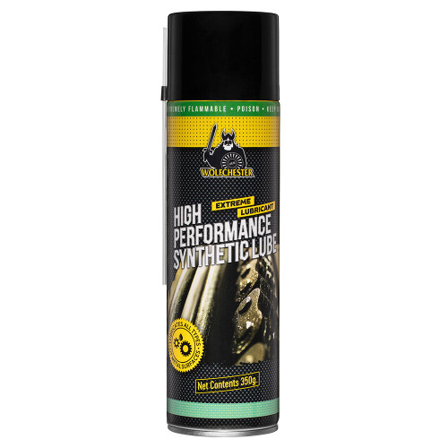 Wolfchester High Performance Synthetic Chain Lube