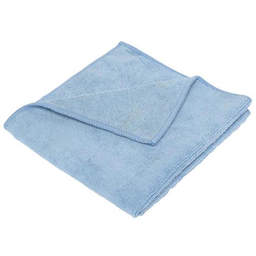 Microfibre cloth 40 x 40cm blue