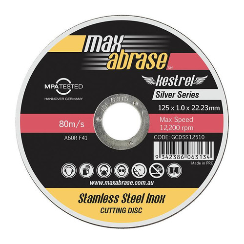 Max Abrase Cutting Discs