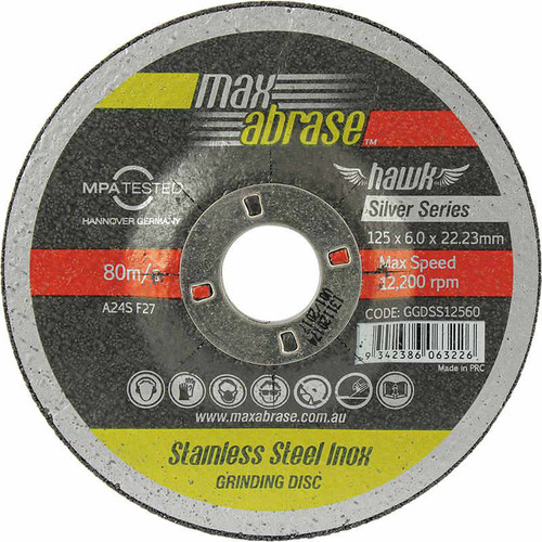 Max abrase grinding disc