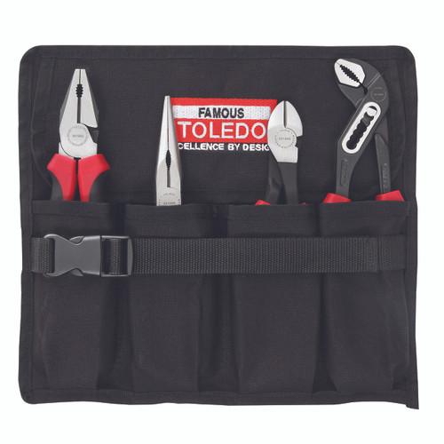 Toledo 4 piece plier set
