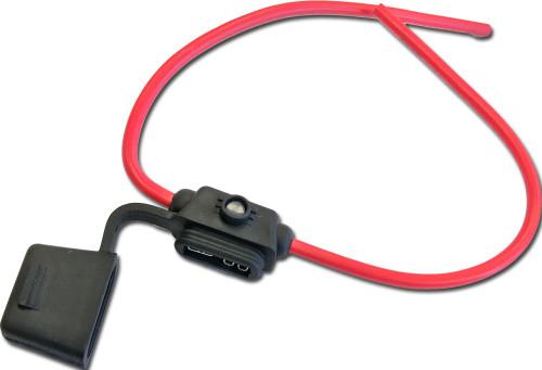 Standard blade fuse holder