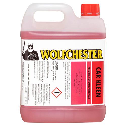 Wolfchester Car Kleen Premium Car Wash