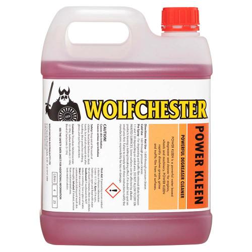 Wolfchester Power Kleen Heavy Duty Degreaser
