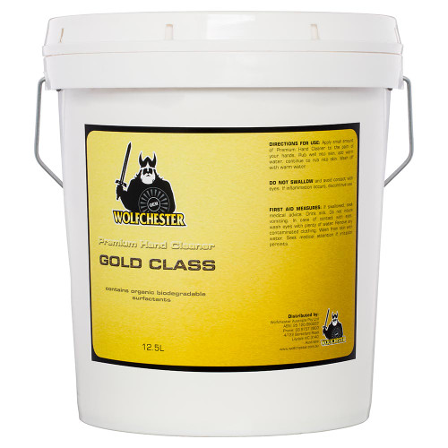 Wolfchester Gold Class Hand Cleaner