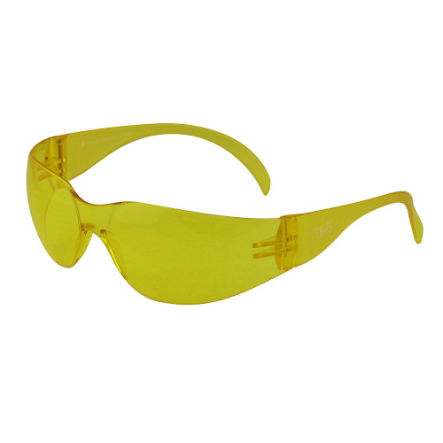 Wolfchester Safety Glasses Yellow