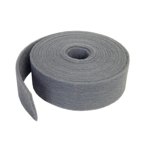 Norton Bear-Tex Scotch Roll Grey Micro Fine