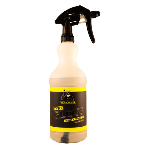 Tire Gloss & Shine Trigger Bottle 1 Litre (TAUS1LTG)