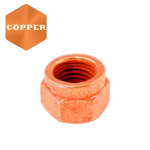 Copper Exhaust Locking Nut
