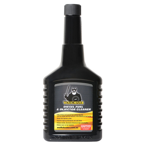Wolfchester Diesel Fuel Injection Cleaner