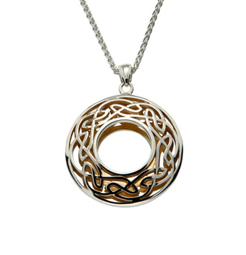 Large Window to the Soul Necklace
