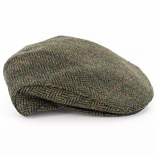 Men's Wool Trinity Cap - Green