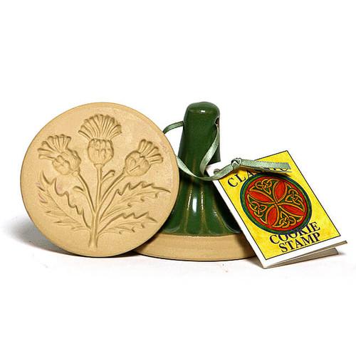 Cookie Stamp - Scottish Thistle