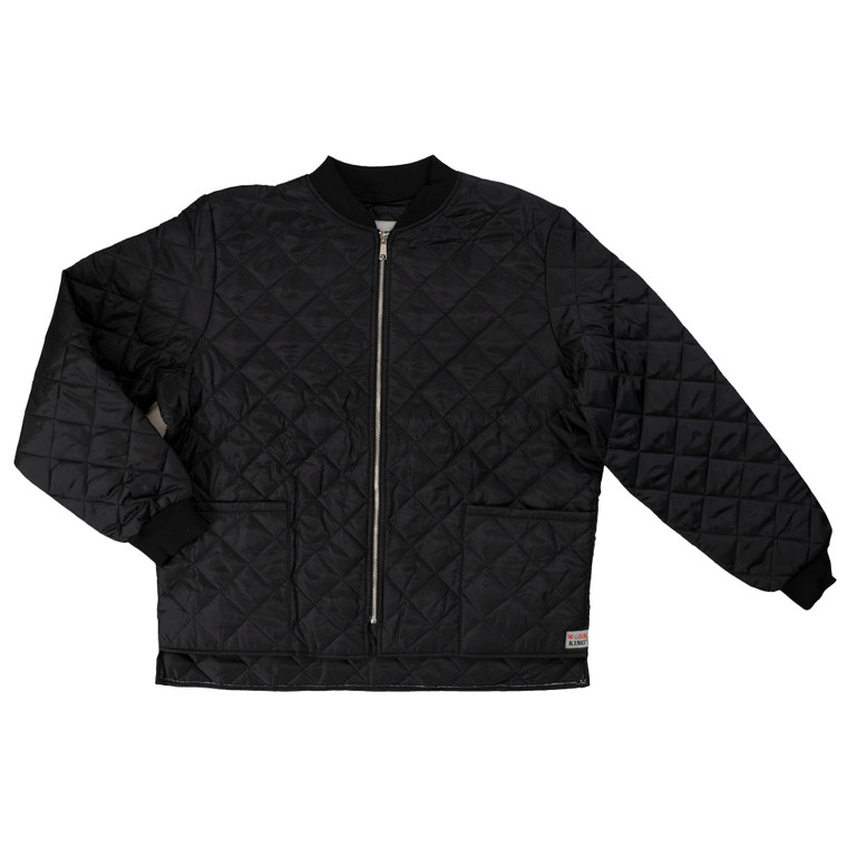 Work King Mens Quilted Freezer Jackets - Shop ToughWorkz