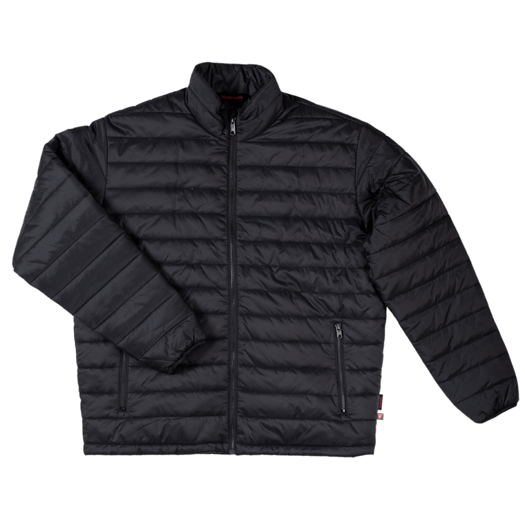Front Tough Duck Mountaineering Jacket, Unisex, 6 Sizes - ToughWorkz