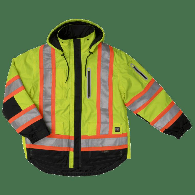Tough Duck 4-in-1 Safety Jacket - Shop ToughWorkz Online