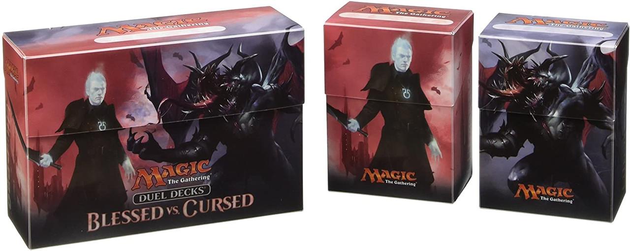 Magic Duel Deck Box - February Release -