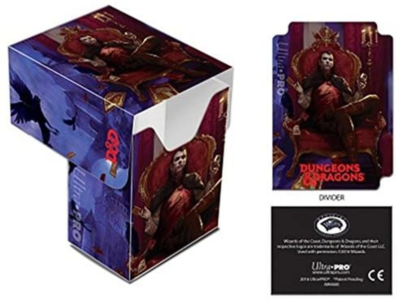 Deck Box - Dungeons & Dragons - Count Strahd von Zarovich - Special Order