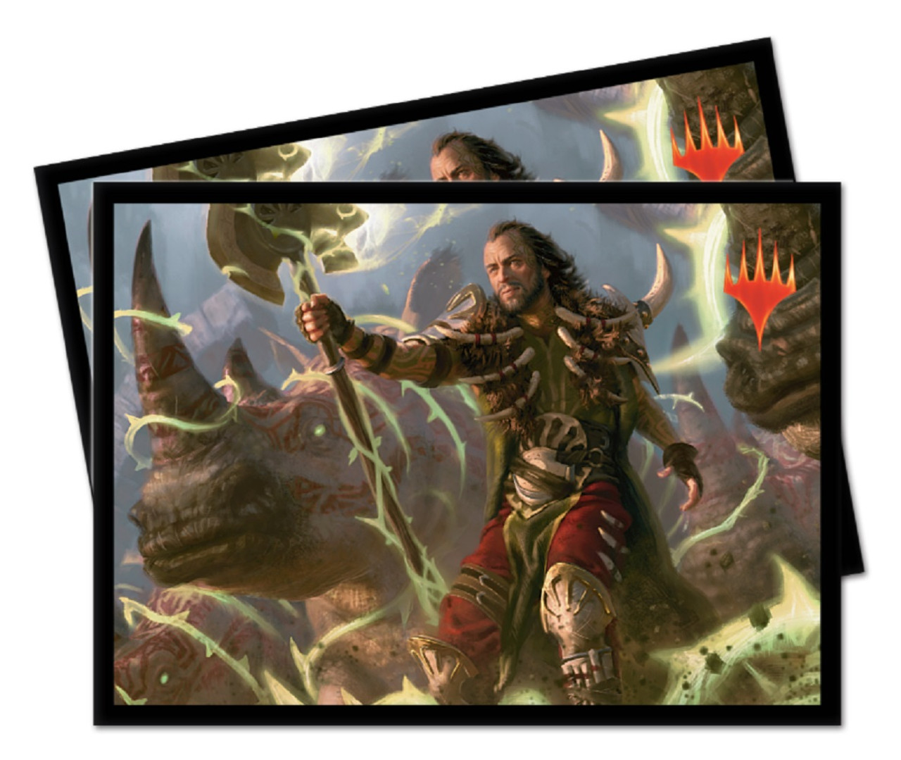 Magic: The Gathering - Commander 2019 V4 Card Sleeves 100ct - Special Order