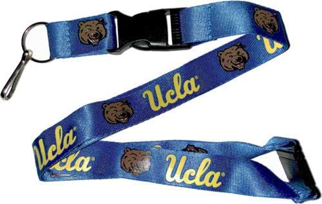 UCLA Bruins Lanyard Blue