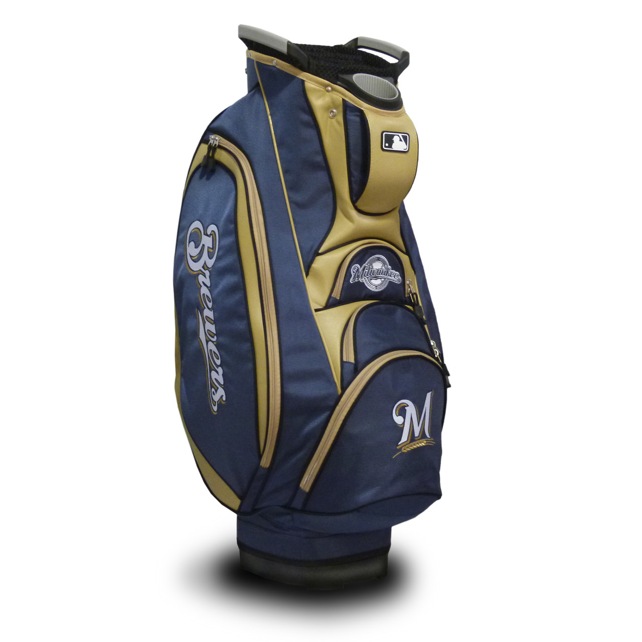 Milwaukee Brewers Golf Bag - Victory Cart Bag - Special Order