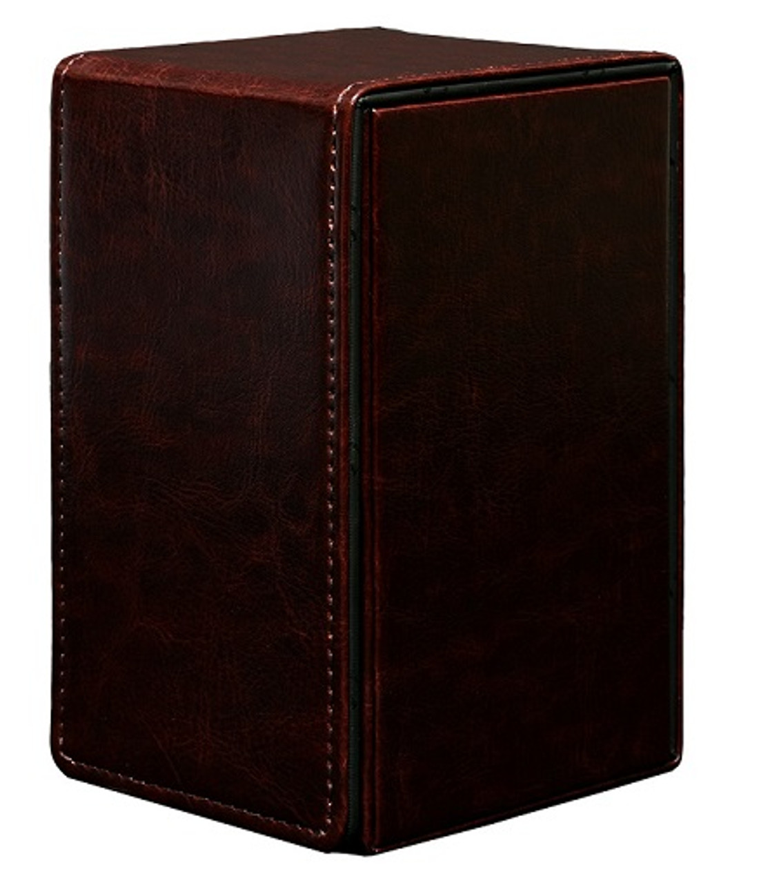 Deck Box - Alcove Tower Cowhide