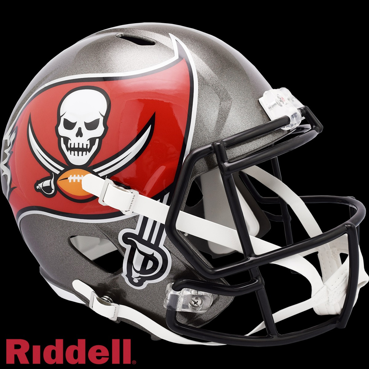 Tampa Bay Buccaneers Helmet Riddell Replica Full Size Speed Style 2020