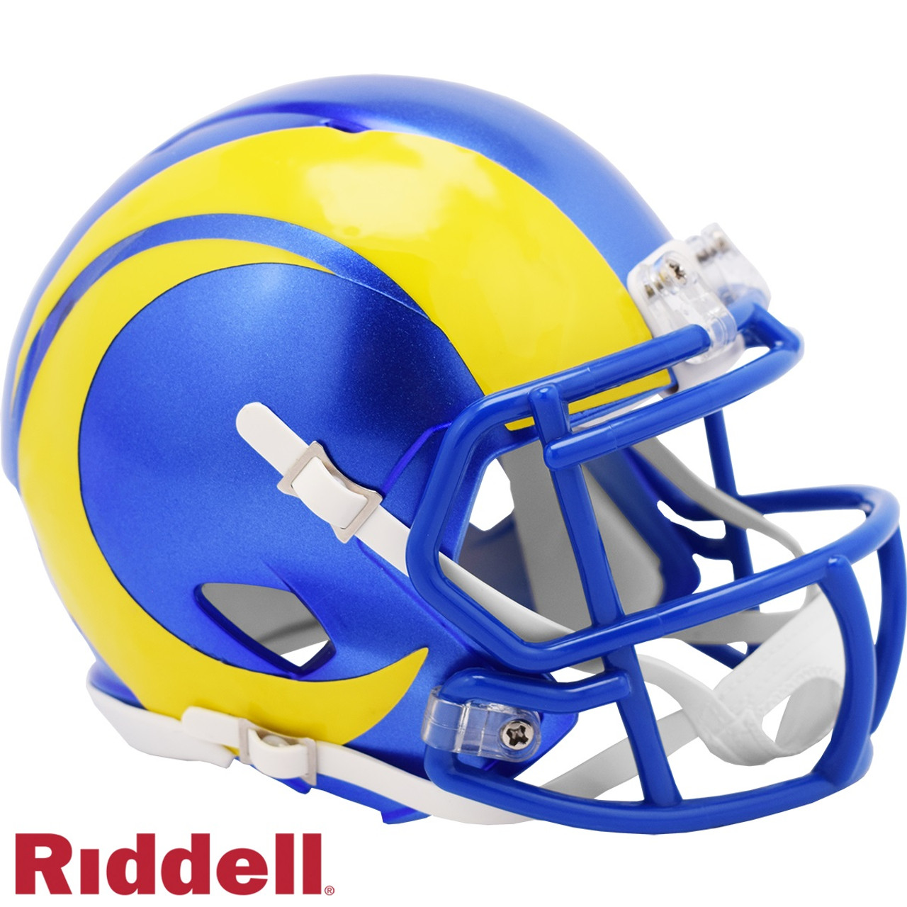 Los Angeles Rams Helmet Riddell Replica Mini Speed Style 2020