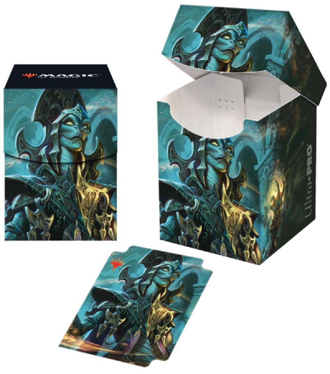Magic: The Gathering - Commander 2019 V2 PRO 100+ Deck Box - Special Order