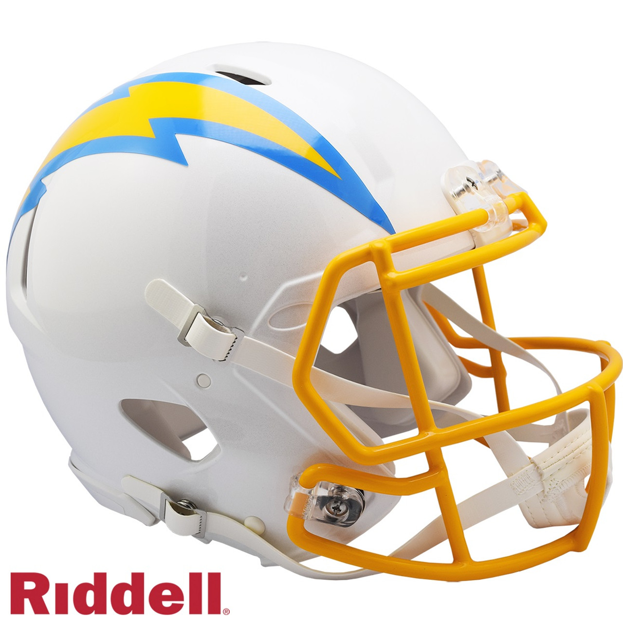 Los Angeles Chargers Helmet Riddell Authentic Full Size Speed Style 2020