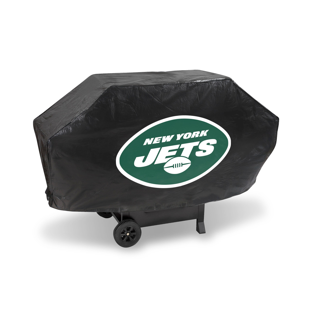 New York Jets Grill Cover Deluxe Alternate Design